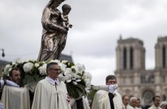 Message of Pope Francis to the Diocese of Paris: Believers will be builders of a new humanity
