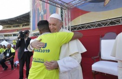Pope encourages young Cuban Catholics to become missionary disciples