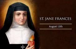 Saint Jane Frances
