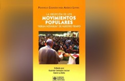 Pope Francis gives boost to popular movements in book preface