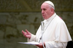 Pope: Isolationism and populism lead to war
